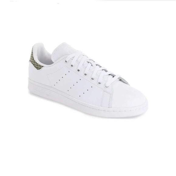adidas Shoes   Adidas Stan Smith W Small Triangle Design   Poshmark